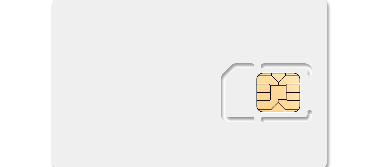 new SIM Card in Japanese